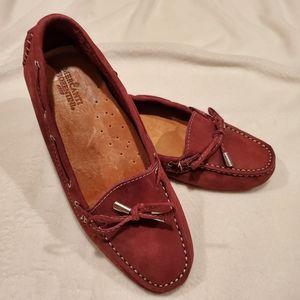 Mercanti Fiorentini Suede Driving Shoes EUC 7B